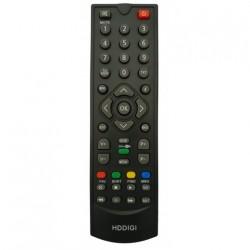 Telecomandă pentru DIGI, CABLU, DVB-C, HUMAX