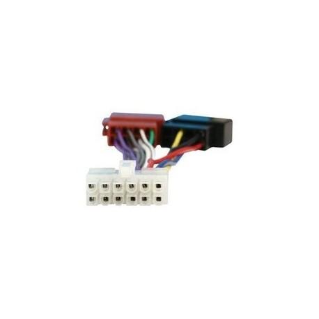 Conector auto ISO-Kenwood